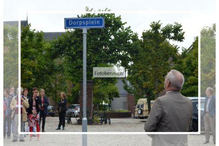 dorpsplein benschop 2013.jpg